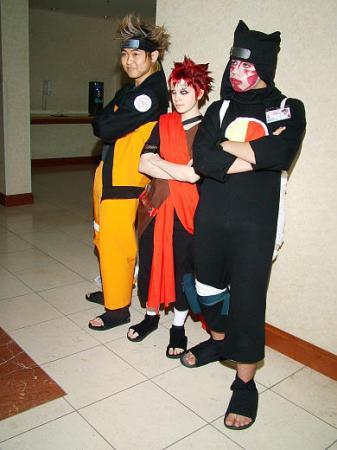 Gaara from Naruto