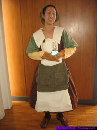 Chemist from Final Fantasy Tactics worn by jenjenkc