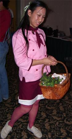 Tsukino Azusagawa from Yakitate!! Japan worn by jenjenkc