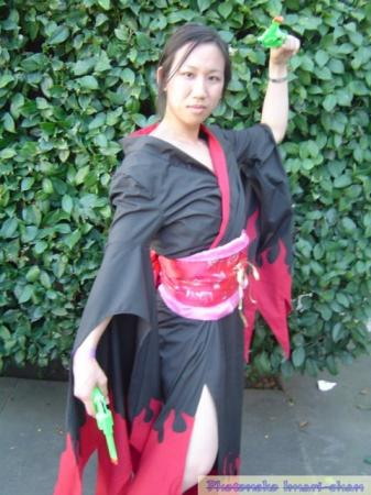 Nouhime from Sengoku Basara worn by jenjenkc