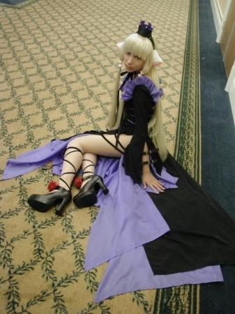 Freya from Chobits worn by Mistress Mel