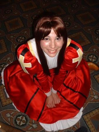 Erica Fontaine from Sakura Wars 3