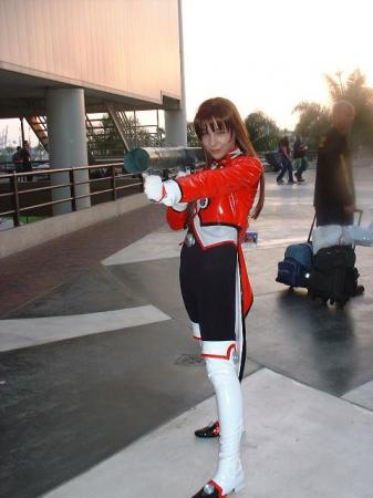 Erica Fontaine from Sakura Wars 3 worn by Mistress Mel