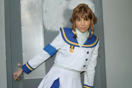 Misaki Suzuhara from Angelic Layer worn by Mistress Mel