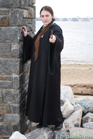 Slytherin Student from Harry Potter worn by Star_Angel