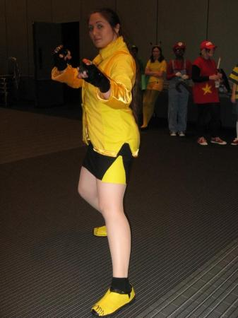 Ran / GekiYellow from Juken Sentai Gekiranger worn by Star_Angel