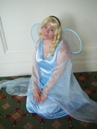 Blue Fairy from Pinocchio worn by Star_Angel