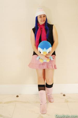 Dawn / Hikari from Pokemon worn by Star_Angel