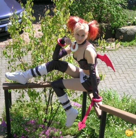 Etna from Disgaea worn by Redlotus