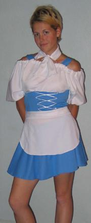 Chi / Chii / Elda from Chobits worn by Miharu