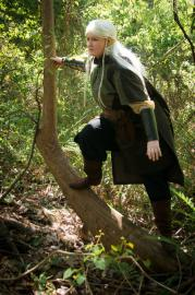 Legolas from Lord of the Rings worn by Kairie
