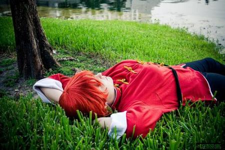 Ranma Saotome from Ranma 1/2 worn by Kairie