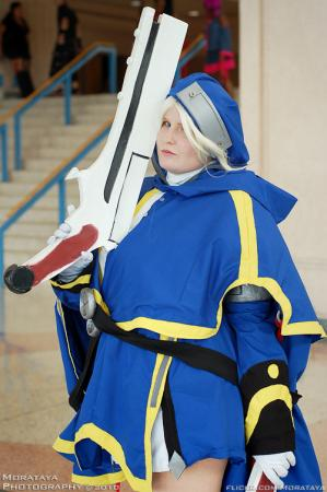Noel Vermillion from BlazBlue: Calamity Trigger worn by Kairie