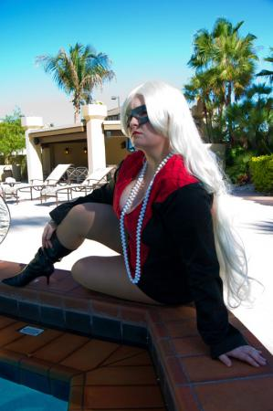 Black Cat from Spider-man worn by Kairie