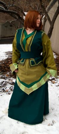 Suki from Avatar: The Last Airbender worn by Kairie