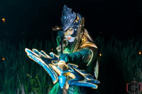 Nami Koi  from League of Legends worn by Little Heaven