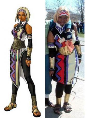 Lucia from Suikoden III worn by Little Heaven