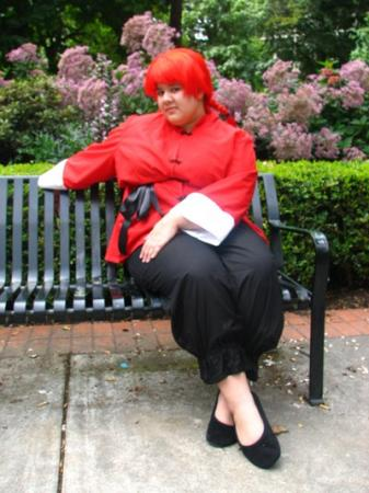 Ranma Saotome from Ranma 1/2 worn by Kimiski