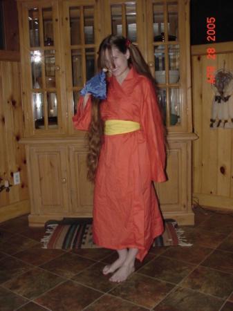 Suzume from Rurouni Kenshin