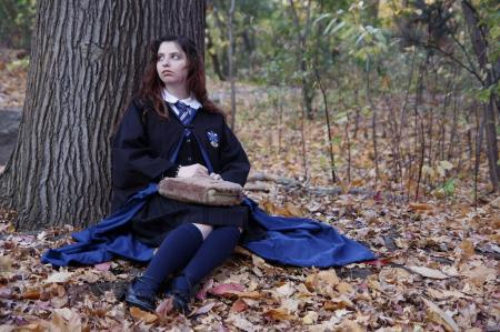 Ravenclaw Student from Harry Potter worn by Anna-neko