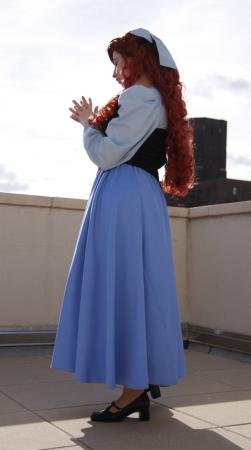 Ariel from Little Mermaid worn by Anna-neko