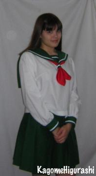 Kagome Higurashi from Inuyasha