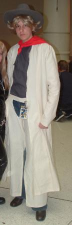 Cowboy Andy Von de Oniyate from Cowboy Bebop worn by Interstella