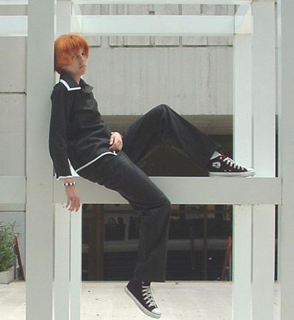 Kyo Sohma from Fruits Basket worn by Interstella