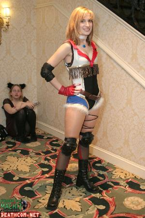 Tina Armstrong from Dead or Alive 4 worn by TiraMisuSH