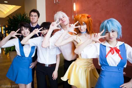 Hikari Horaki from Neon Genesis Evangelion