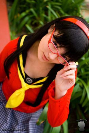Yukiko Amagi from Persona 4 (Worn by DW)