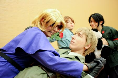 France / Francis Bonnefoy from Axis Powers Hetalia worn by DW