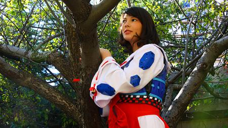 Tsuruhime from Sengoku Basara 3 worn by DW