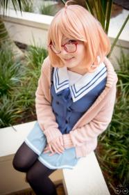 Mirai Kuriyama  from Beyond the Boundary worn by DW