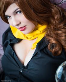 Fujiko Mine from Lupin III worn by DW