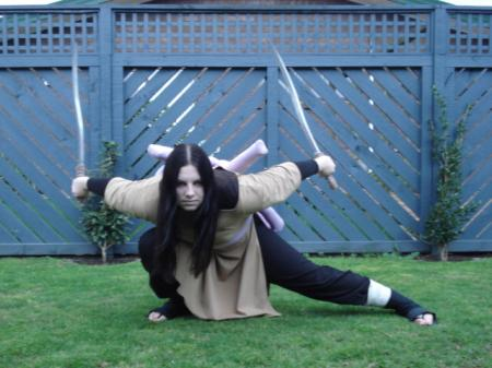 Orochimaru from Naruto worn by vefalasiel