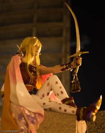 Terra Branford from Final Fantasy VI worn by Toastersix