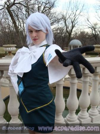 Franziska Von Karma from Phoenix Wright: Justice for All worn by Toastersix