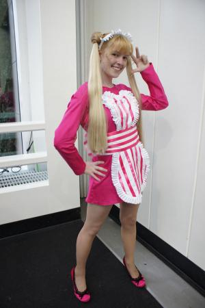 Usagi Tsukino from Sailor Moon worn by Toastersix