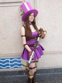 Caitlyn from League of Legends