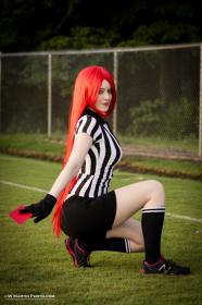 Katarina from League of Legends worn by Toastersix