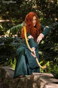 Merida from Brave worn by Toastersix