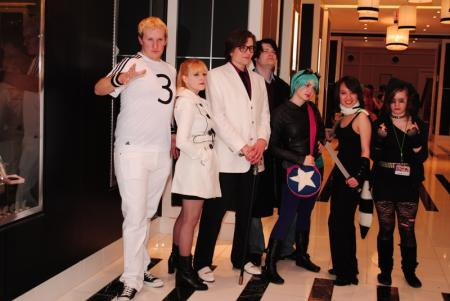 Envy Adams from Scott Pilgrim worn by Toastersix