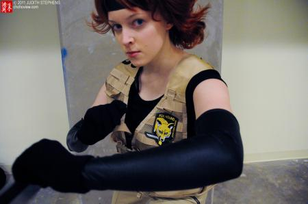 Meryl Silverburgh from Metal Gear Solid 4: Guns of the Patriots worn by Toastersix