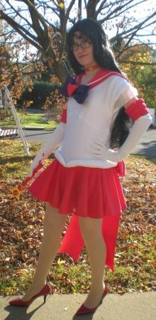 Sailor Mars from Sailor Moon S worn by Neshiko