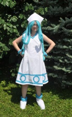 Ika Musume from Squid Girl worn by Neshiko