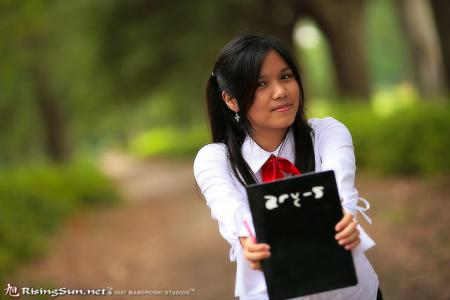 Amane Misa from Death Note worn by Sapharia