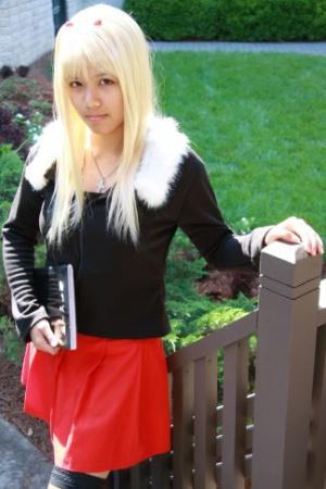 Amane Misa from Death Note worn by  candiie?wish