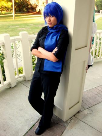 Kaito from Vocaloid worn by Sapharia