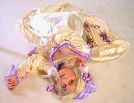 Chi / Chii / Elda from Chobits worn by Nessa